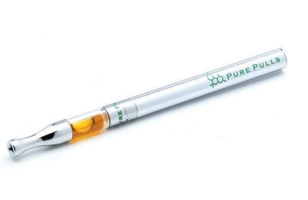 1 Gram Filled THC CO2
